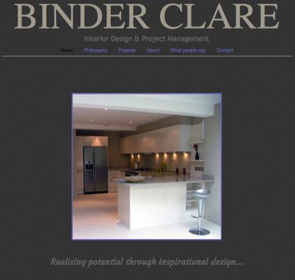 Binder Clare